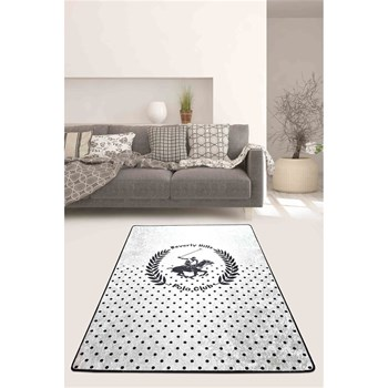 Beverly Hills Polo Club - Martin - Tapis 1000g/m² - noir