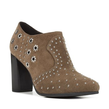 Geox - Peython High - Low boots en cuir - tabac