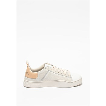Diesel - S-Clever - Baskets basses - blanc