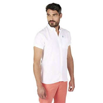 Oxbow - Commi - Chemise manches courtes - blanc