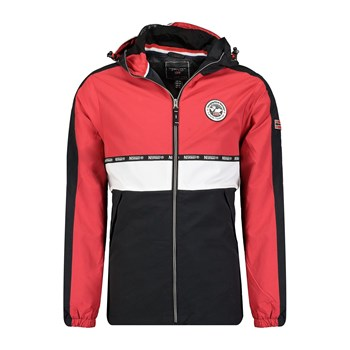 Geographical Norway - Aplus - Veste - rouge