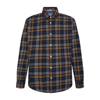 Pepe Jeans London - Telford - Chemise manches longues - moutarde