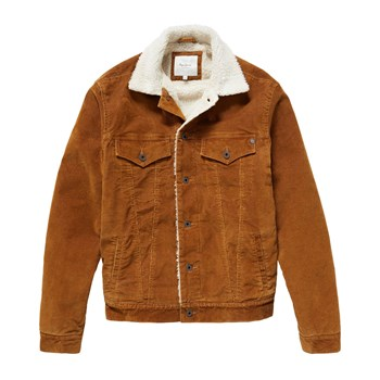 Pepe Jeans London - Pinner dlx - Bombardier - camel