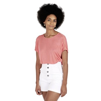 Oxbow - Tulipe - T-shirt manches courtes - corail