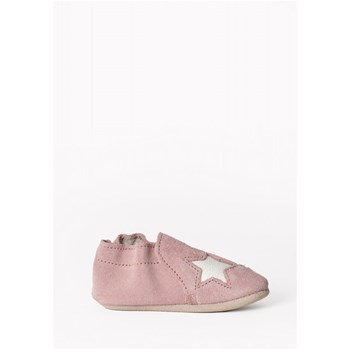 Minnetonka - Star infant bootie - Chaussons - rose