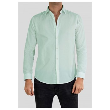 Kebello - Chemise manches longues - vert clair
