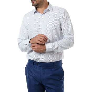 Sinéquanone Homme - Shine - Chemise manches longues - blanc