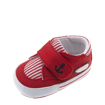 Chicco - Overton - Baskets basses - rouge
