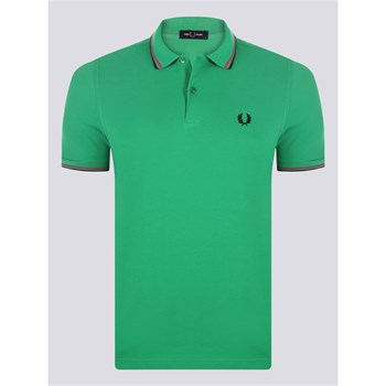 Fred Perry - Polo manches courtes - vert