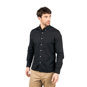 Oxbow - Campa - Chemise manches longues - noir