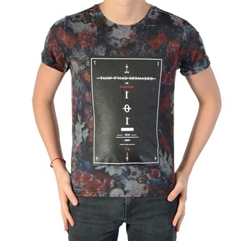 Deeluxe - Sttle - T-shirt manches courtes - gris