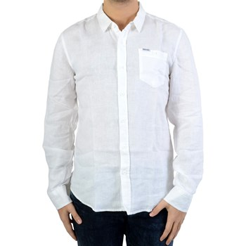 Deeluxe - Timeo - Chemise manches longues - blanc