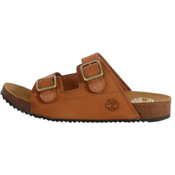 Timberland - Claquettes - rouille