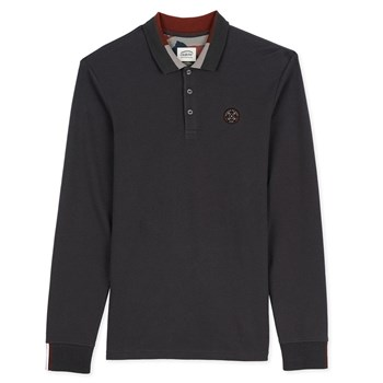 Oxbow - Nebot - Polo manches longues - noir