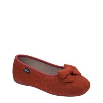 Scholl - Snowy snowy - Chaussons - rouille