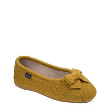 Scholl - Snowy snowy - Chaussons - ocre