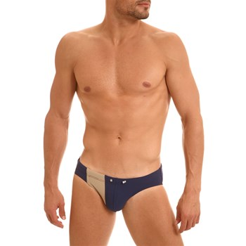 L'Homme Invisible - Slip costume - inchiostro
