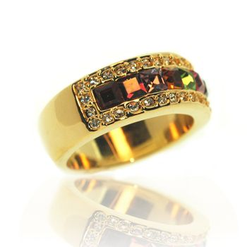 Bague à dames - La Royale - Ring - golden