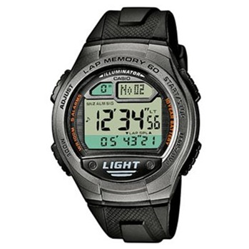 Casio - Sport - Montre digitale - noir
