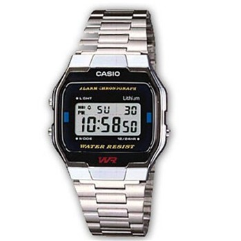 Casio - Casio Collection Retro - Style sport - acier - 798207