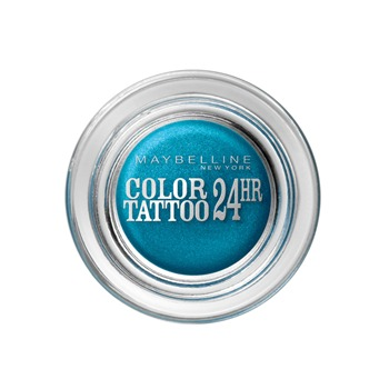 Gemey Maybelline - Eyestudio Color Tattoo 24H - Yeux - Turquoise Forever - 801889