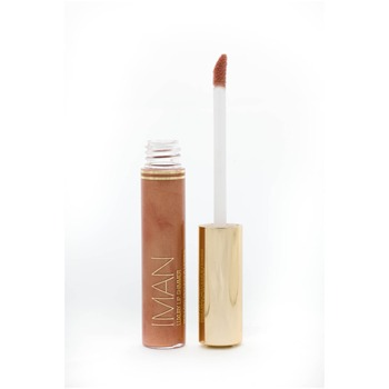 Iman - Lip Shimmer - Gloss - rose orangé - 872336