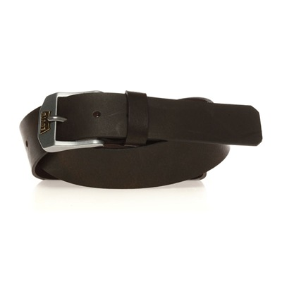 LEVI'S New Legend - Ceinture - en cuir marron