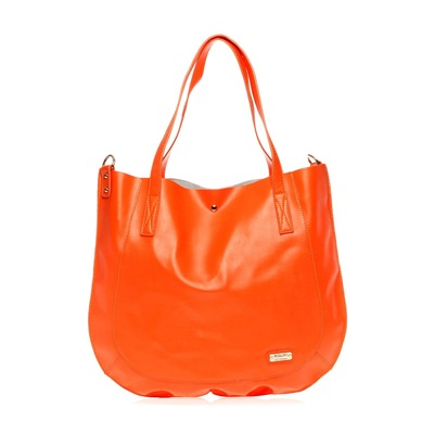 Sac fantaisie orange