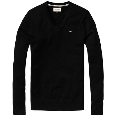 HILFIGER DENIM Timber - Pull - noir