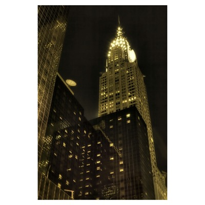 ARTMOSPHERE Empire State 2 - Tableau sur toile