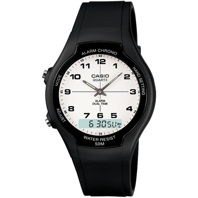 Casio Collection - Montre analogique - noir