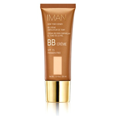IMAN Sand Light - BB cream - - sable
