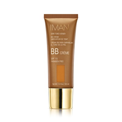 IMAN Clay Medium - BB cream -