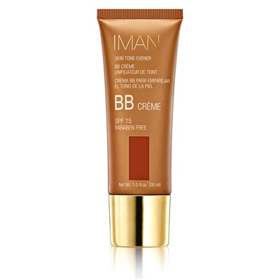IMAN Earth Medium - BB cream - - terre