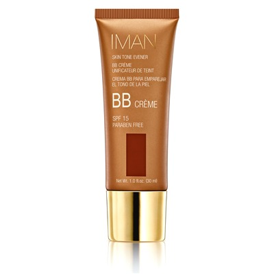 IMAN Earth Deep - BB cream - - terre