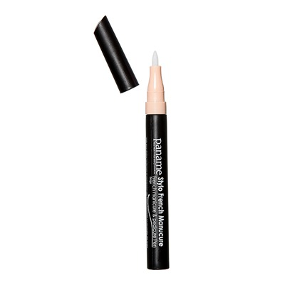 Stylo - French - - manucure beige