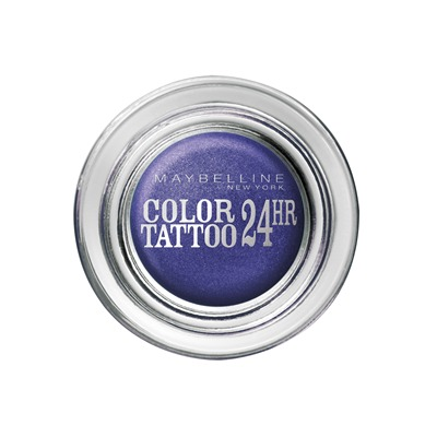 GEMEY MAYBELLINE Eyestudio Color Tattoo 24H - Yeux - violet