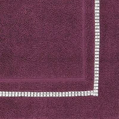 Diamant - Tapis - myrtille 50*80