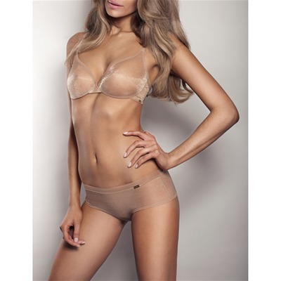 GOSSARD Glossies - Soutien-gorge moulé - chair