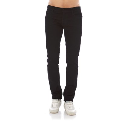 711 Basic - Jean slim - noir