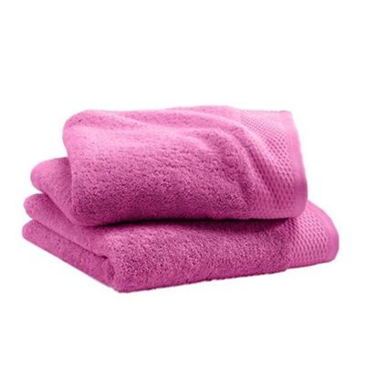 Cosy Rose - Serviette de bain - rose