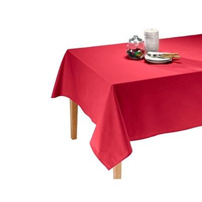 IFILHOME Candy Rouge - Nappe - rouge