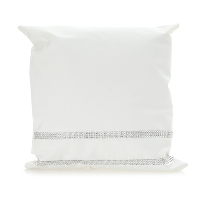 Chic - Coussin - blanc