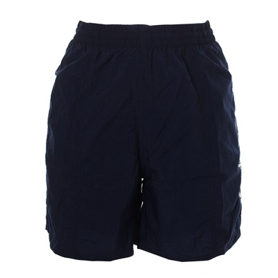 "Short - Scope 16"" - - de bain bleu marine et blanc"