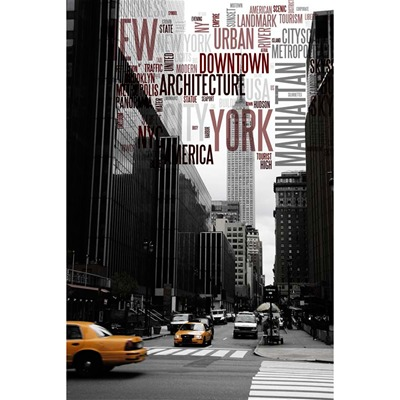 New York City 1 - Tableau - - ©Actua Concept