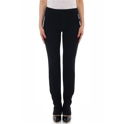 Pantalon de smoking slim - noir