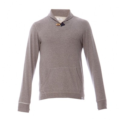 Haddock - Sweat - gris chiné