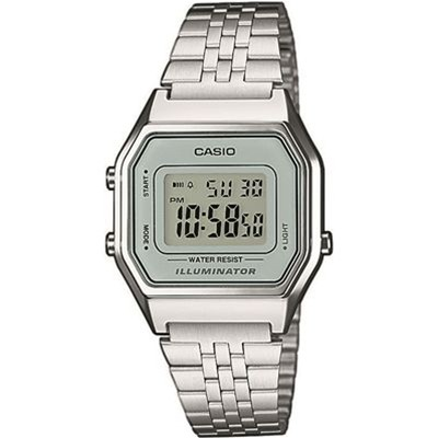 CASIO Casio Collection Retro - Montre casual - acier