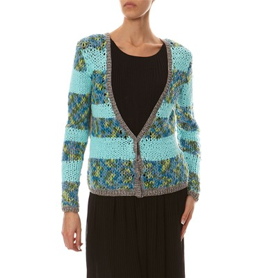 Dress Gallery gilet - turquoise