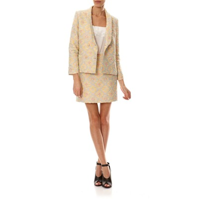 DRESS GALLERY Veste - jaune